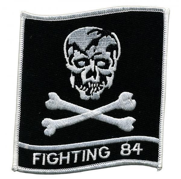 Jolly Rogers Squadron Fighting 84