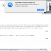 Errore download xcode 7.3.1