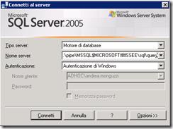 Come spostare i database e metadata di WSUS su un altro volume