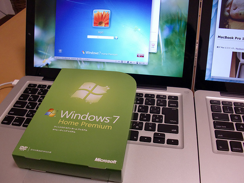 Windows7 Box 0001 Windows 7: Microsoft ha dichiarato di aver venduto 100 milioni di licenze in soli 6 mesi