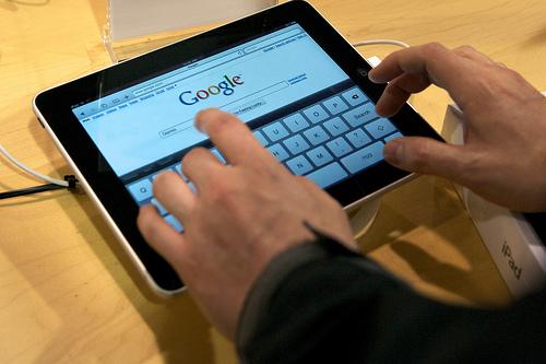 iPad Safari 0001 iPad 3G: Indiscrezioni sulle offerte che TIM potrebbe presentare a breve