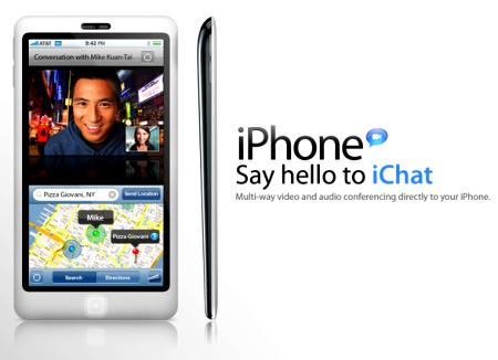 iphone 4G 001 iPhone HD: A giugno arriverà il nuovo melafonino con processore uguale alliPad?