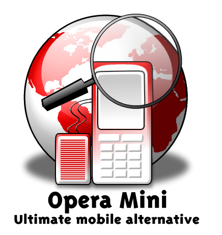 operamini logo 001 Opera Mini: Apple approva, ora disponibile gratuitamente sull'App Store