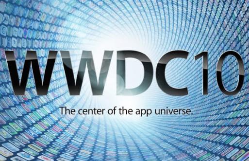 wwdc10 0001 WWDC 2010: Steve Jobs sarà presente allevento per il discorso d'apertura