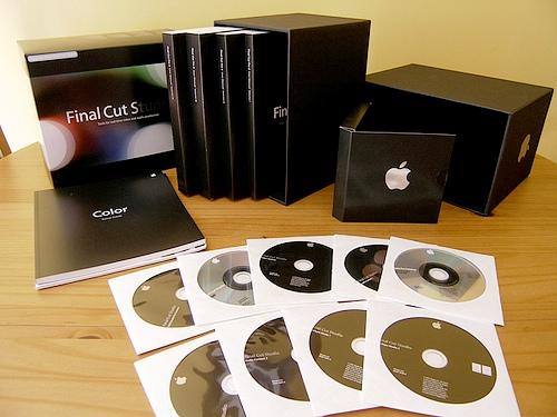 FinalCutStudio 001 Final Cut Studio forse sarà reso meno professionale per essere più accessibile allutente comune