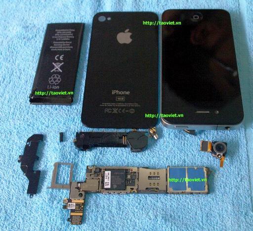 iphone4G vietnam 003 iPhone 4G: Nuove immagini della pre produzione direttamente da una fabbrica