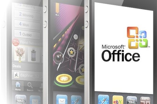 officeiphone Microsoft Office per iPhone?
