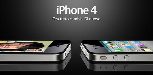 iPhone4 1,7 Milioni di iPhone 4 venduti in soli 3 Giorni.
