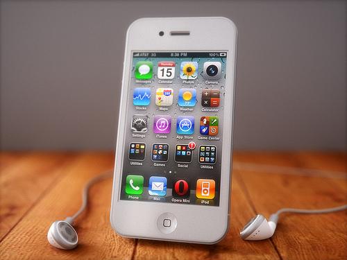 iPhone4 white 0001 iPhone 4 White: Ancora ritardi per la produzione sarà disponibile solo dopo la primavera