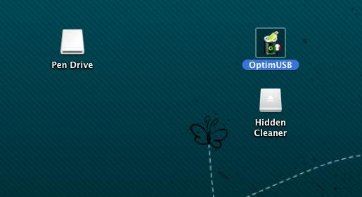 optim e hidden Pen Drive sempre pulite con OptimUSB e Hidden Cleaner.