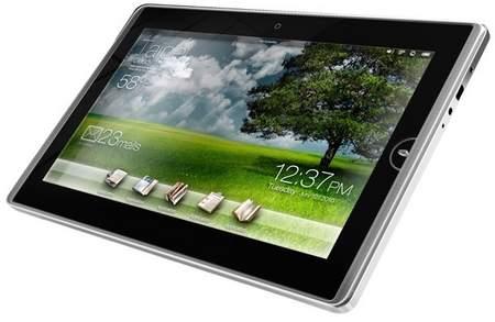 Asus EeePad 001 Asus: Tra dicembre e gennaio dovrebbe arrivare il primo EeePad (EP121) da 12 pollici con Win7 e Android