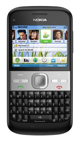 Nokia E5 001 Nokia E5: Nuovo terminale che permette laccesso alla messaggistica e ai social network a soli 249 Euro