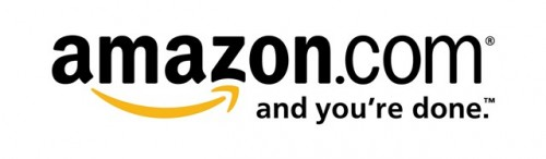 amazon logo 001 500x146 Amazon, potrebbe presentare uno smartphone per fare concorrenza a Apple e Google