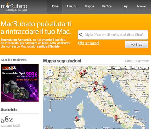 macrubato E online la nuova versione di MacRubato.it