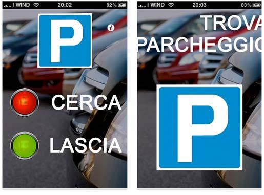 trovapark Trovare parcheggio è facile e veloce grazie a TrovaPark!