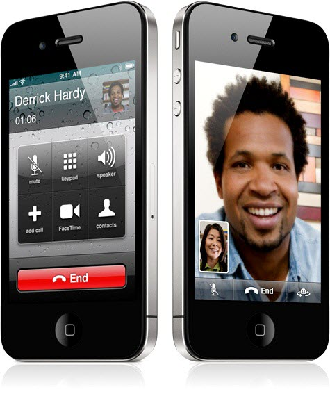 iPhone4 FaceTime 00011 FaceTime potrebbe sbarcare su sistemi Windows tramite iChat per aumentarne la diffusione