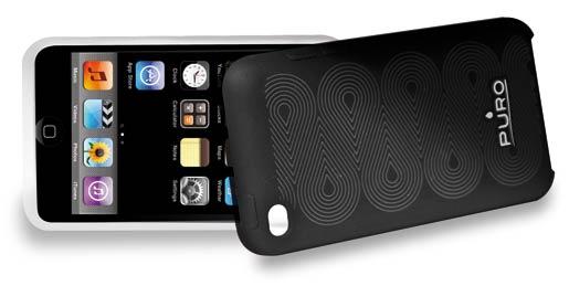 puro Arrivano le custodie Puro per il nuovo iPod Touch
