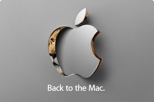111724 back to the mac invite Apple Media Event per il prossimo 20 Ottobre. E si torna a parlare di Mac!