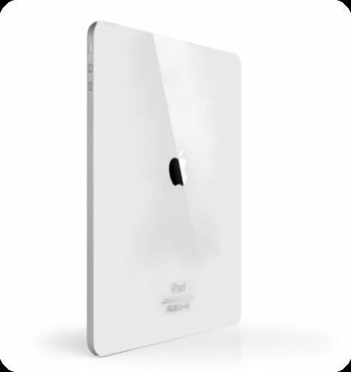 iPad2 white 002 500x530 Il prossimo iPad 2 potrebbe essere disponibile anche in versione white, come iPhone 4