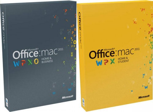 office2011 mac 001 500x365 Microsoft ha reso disponibile Office 2011 per sistemi Mac a partire a 99 Euro