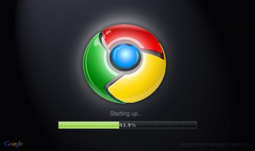 ChromeOS 0001 500x297 Chrome OS: Il primo netbook arriverà a novembre, il sistema avrà un negozio delle applicazioni