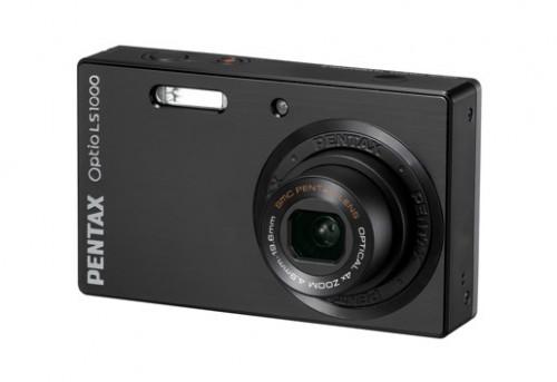 optio 500x343 Scatta foto fino a 14 megapixel con la nuova fotocamera Pentax Optio LS1000