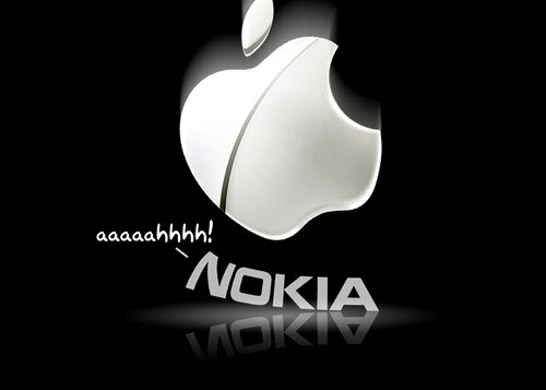 apple vs nokia 0001 Nokia aggiunge 13 brevetti alla causa contro Apple