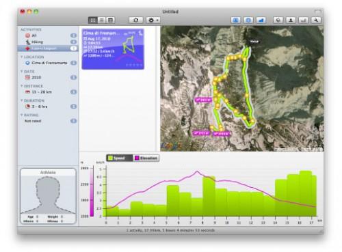 et8 500x369 EasyTrails GPS, unapp per iPhone pensata per chi ama gli sport invernali