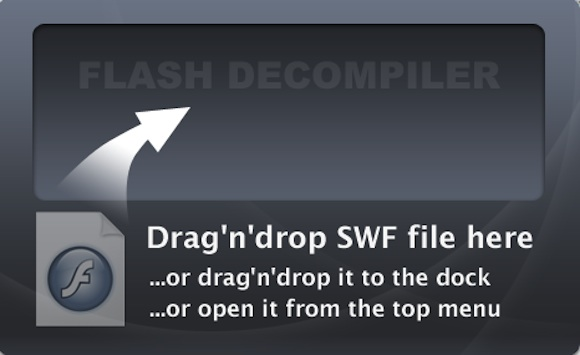 1 Flash Decompiler Trillix: recuperare i sorgenti FLA da documenti SWF in un batter docchio