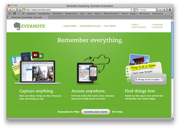 evernote Intervista a Dmitry Stavisky, VP of International Operations di Evernote Corporation