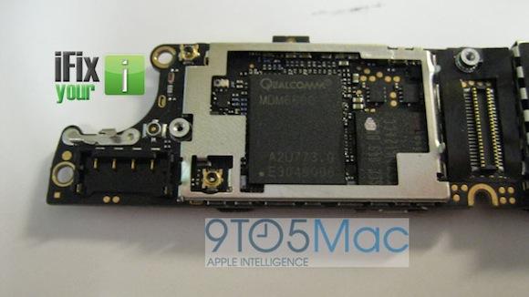 IMG 0910 iPhone 5 in grado di connettersi a reti CDMA e GSM simultaneamente?