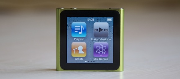 Ipod nano 6g2