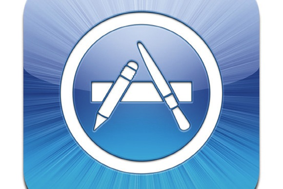 App Store Icon Zoomed In