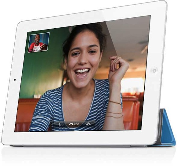 facetime ipad 2 If You Asked: questo il nome del nuovo spot Apple sulliPad 2