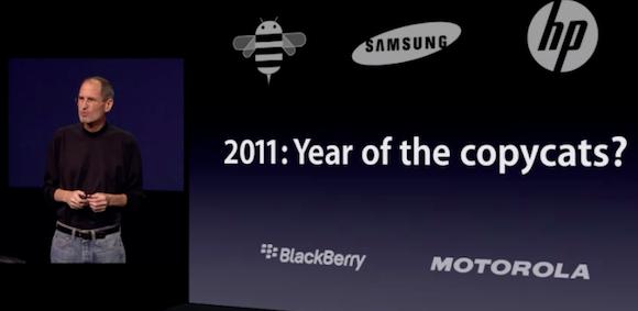 screen capture 13 A sorpresa, a presentare iPad 2 è stato proprio Steve Jobs