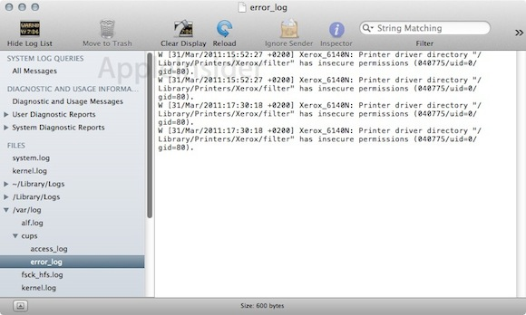 Lion.CUPS .033111 Mac OS X Lion imposta, trova e corregge i permessi sulle cartelle