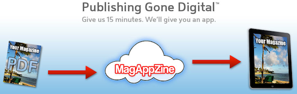 MagAppZineMAIN MagAppZine. La risposta americana all'italiana PDF2IPAD