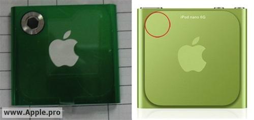 134203 ipod nano 7gen rear 1 iPod nano, la prossima generazione avrà davvero la fotocamera?