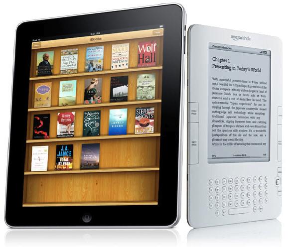 KINDLE2ND Amazon prepara il nuovo sfidante dell'iPad 2. Ed il Kindle gratis?
