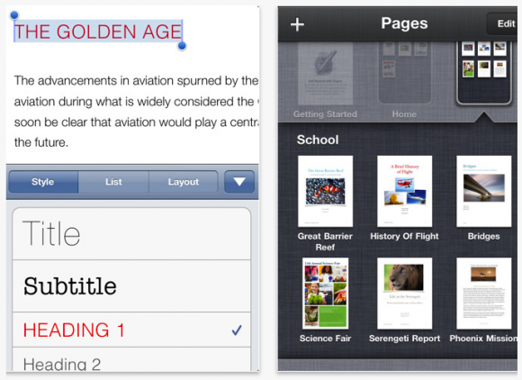 Schermata 2011 05 31 a 23.39.24 580x422 La suite iWork per iOS sbarca sullApp Store