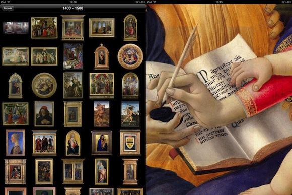Uffizi3rd Con Uffizi Touch l'arte entra a casa nostra