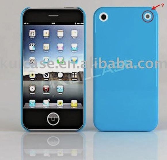 %name iPhone 5G: una custodia svela una ghiera più sottile e un cambio nella posizione della fotocamera