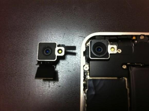 whiteiphone4 110501 580x431 iPhone 4 bianco: le differenze con il modello nero non riguardano solo lo spessore