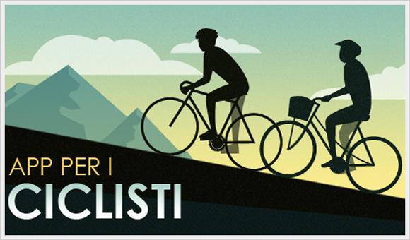 Ciclisti1 App per i ciclisti: una nuova sezione in App Store