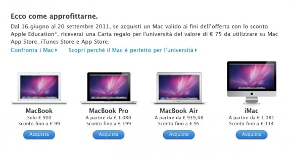 Schermata 2011 06 16 a 11.37.17 580x306 Back To School: acquista un Mac e riceverai una Carta Regalo da 75€ per il Mac App Store