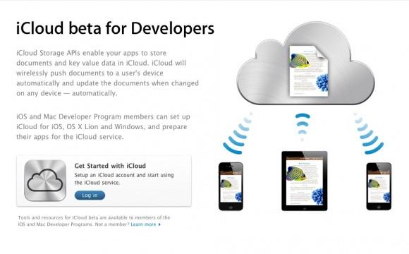 Schermata 2011 06 25 a 12.56.43 580x360 Apple rilascia la seconda beta di iCloud