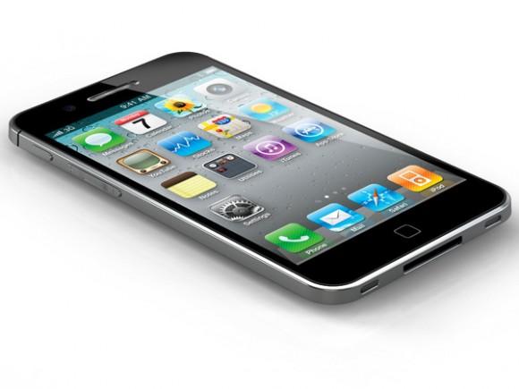 iphone5 concept2 580x435 Un Concept Desing di futuro iPhone 5