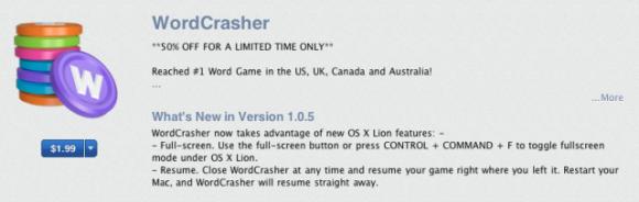 1 580x184 Le applicazioni OS X Lion sono già disponibili nel Mac App Store