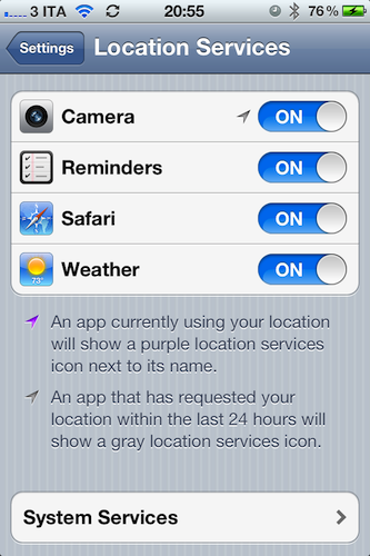 IMG 0067 Novità della nuova beta 3 di iOS 5