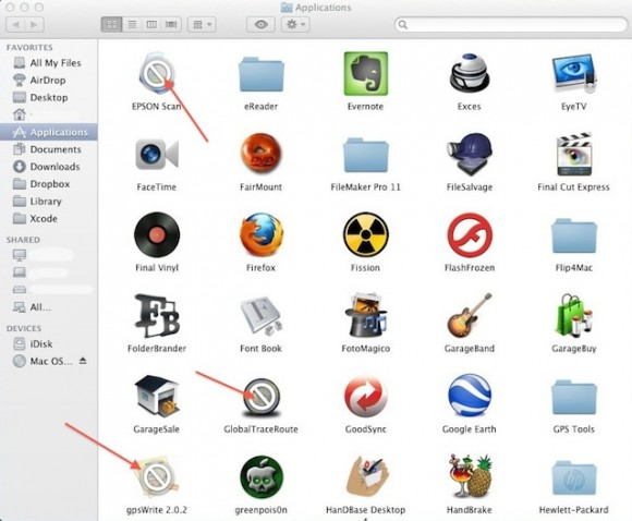 Rosettaiconsarrows 580x478 OS X Lion rimuove il supporto a Rosetta PowerPC